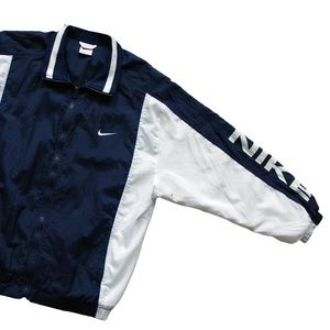 Vintage 90s Nike Windbreaker Jacket